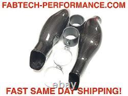 Mercedes Performance Intake System Fibre De Carbone E55 Tubes D'admission Carbonio Cls55