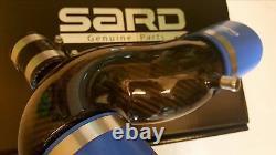 Nouveau Kit Haute Performance Sard Carbon Fiber Air Intake System Pour Fr-s & Brz & 86