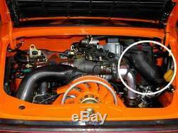 Porsche 911 C2 964 C4 Rs En Fibre De Carbone D'entrée D'air Froid Ram Induction Tuyau D'admission