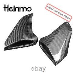 Pour 13-16 Yamaha Mt 09 Mt09 Réservoir De Gaz De Fibre De Carbone Côté Fairing Air Intake Cover