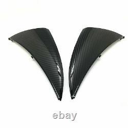 Pour 2009-2011 Yamaha Yzf R1 Moto Fibre De Carbone Air Admission Kit 4 Paire