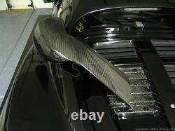 Prise De Pelle D'air De Couverture De Moteur De Fibre De Carbone Adaptée Pour Lotus 02-09 Elise S2
