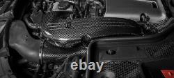 Prise Eventuri En Fibre De Carbone Pour Mercedes W205 C63 / C63s Amg, Glc63 Amg Models