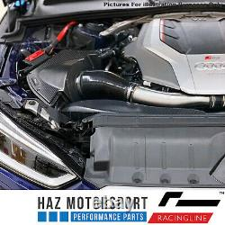 Racingline En Fibre De Carbone Froide Admission D'air À Induction Kit Audi Rs4 2.9 Tfsi Rs5 B9