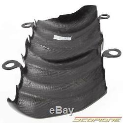 Scopione En Fibre De Carbone Pour Couvercle Du Moteur Chevy Corvette C6 08-13 Et 10-15 Camaro Ss