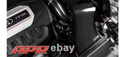Système D'admission D'air En Fibre De Carbone Apr Pour Vw Golf Mk7 R Gti, Audi S3 8v Mqb 2.0t