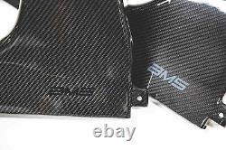 Système D'admission De Fibre De Carbone Ams Pour 15-20 Vw Golf R Mk7 / 13-20 Audi S3/a3