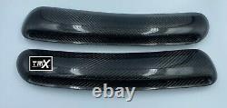 Trix Fibre De Carbone Sec Réel Mini Cooper S Jcw Ventilateurs D'entrée R50 R52 R53