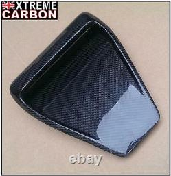 V-style Carbon Bonnet Air Intake Scoop Duct S'adapte À Mitsubishi Evolution 10 Evo X