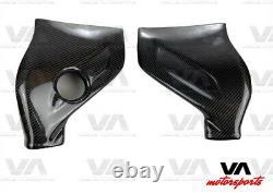 Va Motorsports Mercedes W204 C63 Carbon Fiber Cold Air Intake Induction Kit K&n