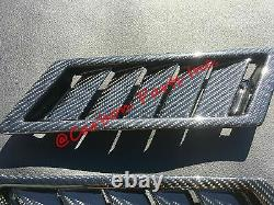 W463 Carbon Side Air Vent Intakes Style G-brabus Mercedes-benz Classe G63 G65